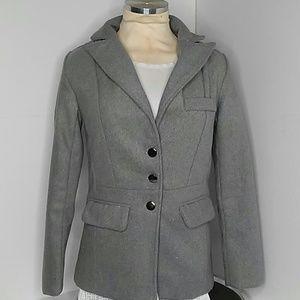 Sotamaja gray blazer / jacket size M